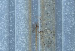 Metal wall texture background Stock Photos