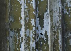 metal wall texture background - stock photo