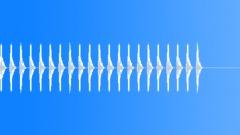 Futuristic Robot Clicks 01 Sound Effect