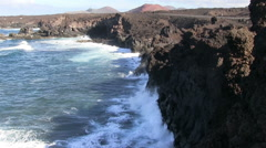 Lanzarote - Spain - island Stock Footage