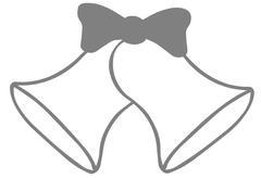 Wedding Bells - stock illustration