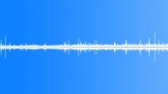 Flowing rivulet - sound effect