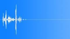 Soft Item Richochet 1 Sound Effect