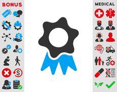 Stock Illustration of Award Seal Icon
