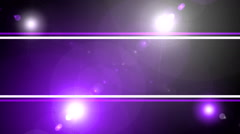 Flash light wall art bacground 4 - stock footage