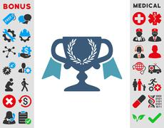 Stock Illustration of Award Cup Icon