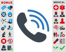Stock Illustration of Phone Call Icon