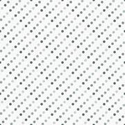 Gray Multicolored and White Polka Dot Abstract Design Tile Pattern Repeat Bac Stock Illustration