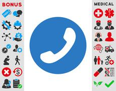 Stock Illustration of Phone Number Icon
