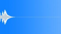 Marimba Well Done Arpeggio - Game Soundfx Sound Effect