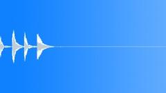 Marimba Positive Arpeggio - App Sound Effect Sound Effect