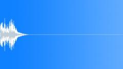 Percussive Console Game Fx - sound effect