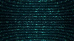 Background code style Stock Footage