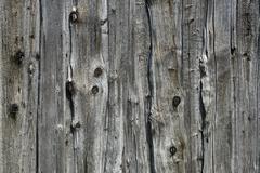 Old weathered wooden planks wooden slats on an old barn Benediktbeuern Upper Stock Photos