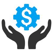 Stock Illustration of Maintenance Price Icon