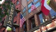 Stock Video Footage of Ferrara Pastry NYC Soho