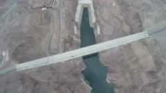 Hoover Dam Nevada NV - stock footage