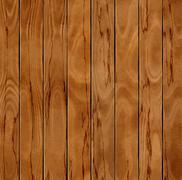 Dark wooden floor - stock illustration