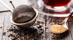 Tea strainer Kuvituskuvat