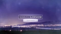 Seamless Slideshow - Apple Motion 5 and Final Cut Pro X Template Stock After Effects
