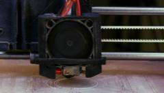 3D printing - stock footage