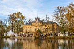 Castle Schloss Monrepos, Ludwigsburg - stock photo
