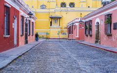 Antigua Guatemala Stock Photos