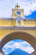 Antigua Guatemala - stock photo