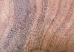 wood curve pattern texture background - stock photo