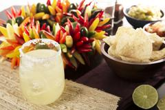 Mexican Fiesta - stock photo
