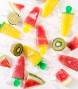 Popsicle - stock photo