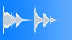 Kalimba advance ding - sound effect