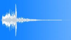 Scifi electric damage blow hit Sound Effect