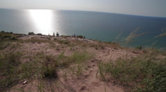 Empire Bluffs 5 Stock Footage