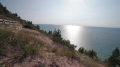Empire Bluffs 2 Stock Footage
