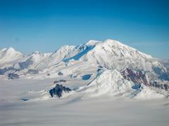 Wrangell St. Elias Alaska - stock photo