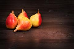 "Pears ""Angelica"" - stock photo"