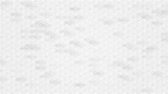 Animated blinking white and green bricks background element - stock footage