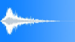 Underwater Metallic Whoosh 2 (Fast, Swish, Dive) - sound effect
