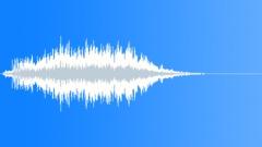 Futuristic intro transition 6 - sound effect