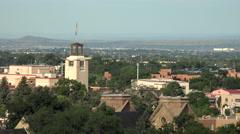 Santa Fe, New Mexico, USA Stock Footage