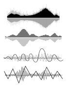 Stock Illustration of Audio equalizer