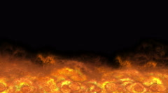 Massive explosion fire 4k Stock Footage