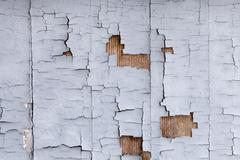 Distressed Building Wall - stock photo