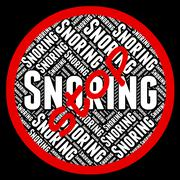 Stop Snoring Means Obstructive Sleep Apnea And Caution Piirros