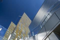 City Center Development, Las Vegas, Nevada, United States of America, North - stock photo