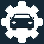Stock Illustration of Automobile Service Icon