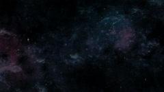 Space Nebula Background 7 Stock Footage