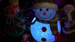 Christmas New Year Background - stock footage