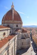 The Duomo of Florence, Italy - stock photo
